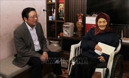 Trưởng ban Nội chính Trung ương thăm, tặng quà Tết tại Bắc Kạn