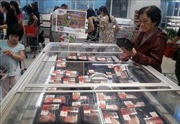 Giá thịt lợn tại Hà Nội đã có xu hướng giảm