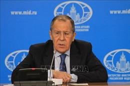 Chính sách đối ngoại nổi bật của Nga trong năm 2020