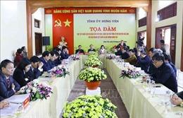 Tổng Bí thư Nguyễn Văn Linh với cách mạng Việt Nam và quê hương Hưng Yên