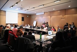 Hội thảo Biển Đông tại Đức: Nhấn mạnh tầm quan trọng của luật pháp quốc tế