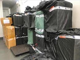 Gom 120.000 chiếc khẩu trang từ các tỉnh phía Nam để xuất sang Trung Quốc
