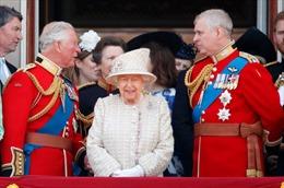 Anh không yêu cầu treo cờ kỷ niệm sinh nhật Hoàng tử Andrew