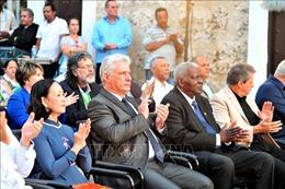 Đoàn đại biểu cấp cao Đảng Cộng sản Việt Nam thăm và làm việc tại Cuba