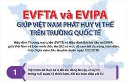 EVFTA và EVIPA giúp Việt Nam phát huy vị thế trên trường quốc tế