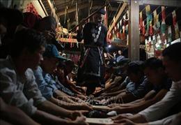 Độc đáo Lễ Tẩu sai của dân tộc Dao Tiền ở Cao Bằng