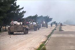 Quân đội Syria tuyên bố kiểm soát hoàn toàn các thị trấn phía Bắc Aleppo