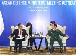 ASEAN 2020: Đại tướng Ngô Xuân Lịch tiếp Đoàn cán bộ cấp cao Quân đội Indonesia