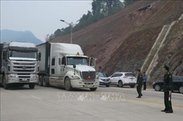 Khuyến nghị doanh nghiệp chủ động điều tiết nhịp độ đưa hàng lên biên giới