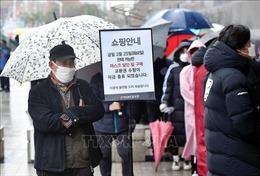Bộ Lao động Hàn Quốc phát khẩu trang y tế miễn phí cho lao động Việt Nam