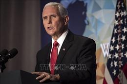 Phó Tổng thống Mỹ M.Pence được chỉ định phụ trách ứng phó dịch bệnh COVID-19