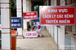 Các địa phương thực hiện nghiêm túc việc cách ly y tế