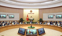 Thủ tướng Nguyễn Xuân Phúc: Hỗ trợ tốt nhất cho sản xuất kinh doanh, dịch vụ