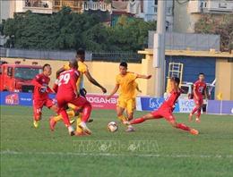 Thanh Hóa 'phơi áo' trên sân nhà trước Hải Phòng trong trận mở màn V.League 2020
