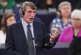 Chủ tịch Nghị viện châu Âu tự cách ly sau khi trở về từ Italy