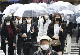 Nhật Bản và Campuchia ghi nhận thêm ca nhiễm mới virus SARS-CoV-2