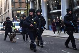 Anh bắt giữ kẻ tình nghi âm mưu gây nổ tại London