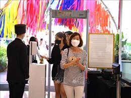 Lo dịch COVID-19 lây lan, Thái Lan hoãn kỳ nghỉ Tết cổ truyền Songkran