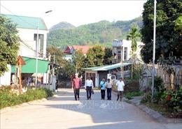 Đảng viên đi đầu trong hiến đất làm đường xây dựng nông thôn mới
