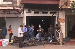 Hưng Yên đề nghị Bộ Công an hỗ trợ điều tra vụ cháy nhà làm 3 người chết