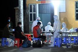 Điện Biên tạm thời đóng cửa tất cả cửa khẩu trên tuyến biên giới Việt - Lào