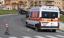 Italy ghi nhận thêm 4.789 ca mắc mới và 601 ca tử vong do dịch COVID-19