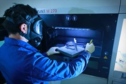 Công nghệ in 3D cứu sống nhiều bệnh nhân mắc COVID-19