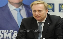 Bộ trưởng Y tế Romania từ chức