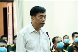 Tòa án Quân sự Quân khu 7 tuyên phạt 20 năm tù đối với bị cáo Trần Quốc Dũng