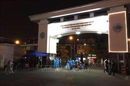 Hà Nội ra công điện khẩn phòng chống COVID-19 từ ổ dịch tại bệnh viện Bạch Mai
