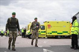 Dịch COVID-19: Số ca tử vong tại Anh và Pháp tiếp tục tăng mạnh