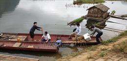 Vụ cá chết bất thường trên sông Mã: Phát hiện 2 cơ sở xả thải trực tiếp ra sông