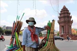 Dịch COVID-19: Campuchia cấm tập trung đông người dịp Tết Chol Chhnam Thmey