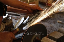 Phát triển nghề rèn truyền thống của đồng bào Mông ở Mù Cang Chải