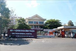 Kiến nghị đưa Bình Thuận ra khỏi nhóm nguy cơ cao trong phòng, chống dịch COVID-19