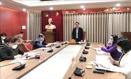 Bí thư Thành ủy Vương Đình Huệ: Hà Nội tập trung cao độ đẩy nhanh thực hiện dự án đầu tư công