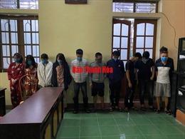 Vi phạm chống dịch COVID-19, Chủ tịch UBND thị trấn Thọ Xuân bị đình chỉ công tác