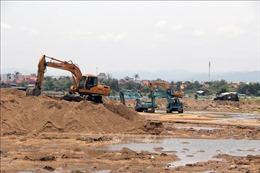 Làm rõ trách nhiệm quản lý cát nhiễm mặn sau nạo vét