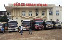 Yên Bái cho phép hoạt động vận tải hành khách trở lại