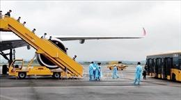 Tiếp nhận cách ly 344 chuyên gia Hàn Quốc đến Bắc Ninh làm việc