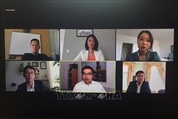 Hội thảo trực tuyến người Việt tại Đức giữa tâm bão COVID-19