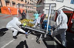 Hơn 18.600 ca tử vong tại Pháp do dịch COVID-19
