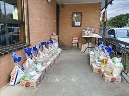 Lan tỏa tấm lòng nhân ái của người Việt tại Australia trong mùa dịch COVID-19