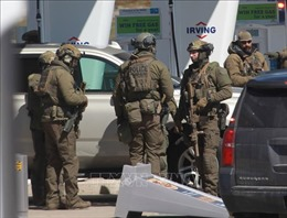 Canada điều tra động cơ vụ nổ súng đẫm máu khiến ít nhất 16 người thiệt mạng