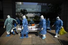 Trung Quốc ghi nhận 30 ca nhiễm mới virus SARS-CoV-2