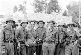 'Lính' thông tấn với Chiến dịch Hồ Chí Minh lịch sử - Bài 2: Chiến sĩ thông tin ở tuyến đầu