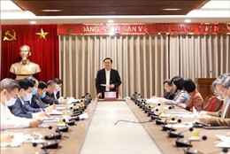 Bí thư Thành ủy Hà Nội: Thu ngân sách phải vừa bảo đảm phòng chống dịch, vừa phục hồi sản xuất