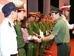 Hà Nội khen thưởng đột xuất 5 đơn vị phá chuyên án cướp tại Ngân hàng Techcombank-chi nhánh Sóc Sơn