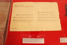 'Như có Bác trong ngày đại thắng'- Bản hòa âm cộng hưởng niềm vui