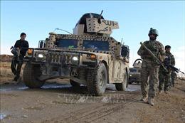 Quân đội Afghanistan tăng cường truy quét phiến quân